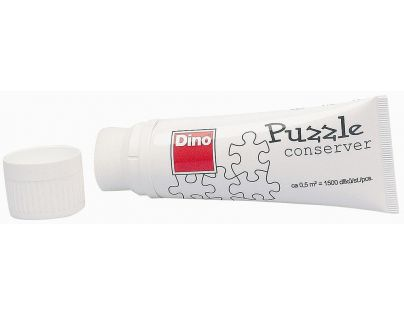 Dino Lepidlo na puzzle Conserver