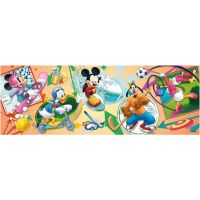 Dino Puzzle Mickey Panoramic 150 dielikov