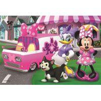Dino Puzzle Minnie a Daisy 48 dielikov