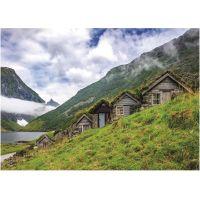 Dino Puzzle Norangsdalen Valley 3000 dílků