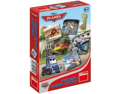 DINO 621572- Pexeso Planes
