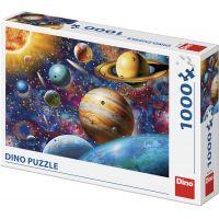 Dino Planety 1000 dílků puzzle