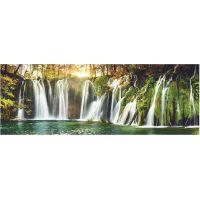 Dino Puzzle Plitvické vodopády Panoramic 2000 dílků