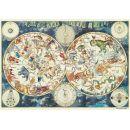 Dino Puzzle Astrologická mapa 500 dílků 2