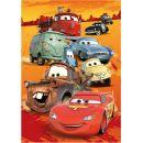 Dino Puzzle Cars na poušti 100XL dílků 2