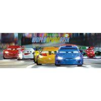 Dino Puzzle Cars Panoramic na okruhu 150 dílků 2