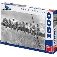 Dino Dělníci na traverze 1500 dílků