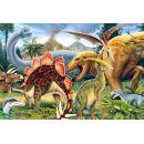 Dino Puzzle Dinosauři 66 dílků 2