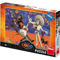 Dino puzzle Disney Coco Splněný sen 300 XL dílků