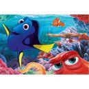 Dino Puzzle Disney Dory mezi korály 2 x 66 dílků 2