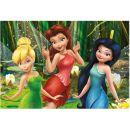 Dino Disney Fairies Puzzle Zvonilka 66 dílků 2