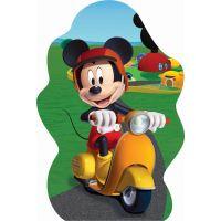 Dino Puzzle Disney Mickey a kamarádi 4 x 54 dílků 2