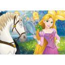 Dino Puzzle Disney Princezny portréty 2 x 66 dílků 2
