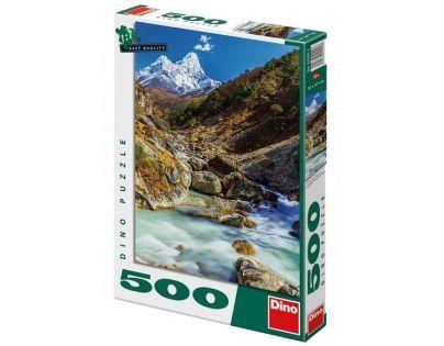 Dino Puzzle Himaláje 500 dílků