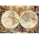 DINO 531857 - Historická mapa (1000 dílků) 2