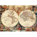 Dino Historická mapa 1000 dílků 2