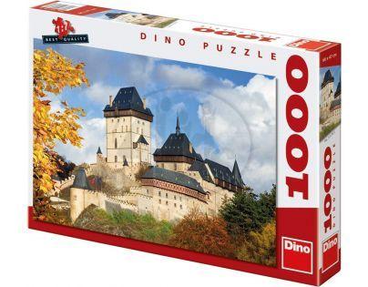 Dino Puzzle Karlštejn 1000 dílků