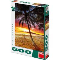 Dino Puzzle Kostarika 500 dílků