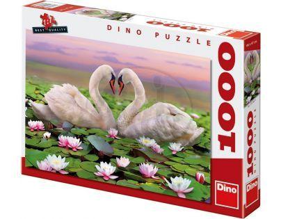 Dino Puzzle Labutě 1000 dílků