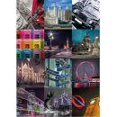 Dino Puzzle Londýn 2000dílků 2