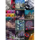 Dino Puzzle Londýn 2000 dílků 2