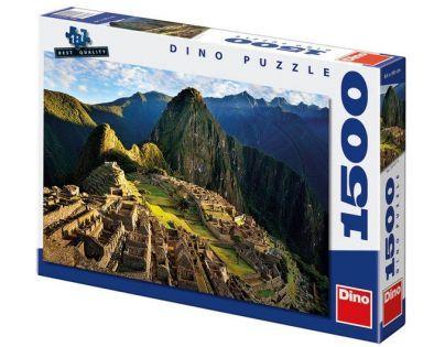 Dino Puzzle Machu Picchu 1500 dílků