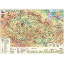 Dino Puzzle Mapa České republiky 500 dílků 2