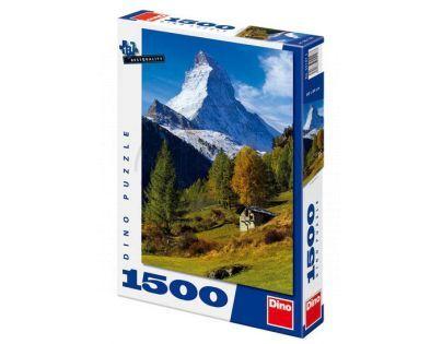 Dino Puzzle Matterhorn 1500 dílků