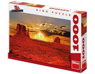 Dino Puzzle Monument Valley 1000 dílků