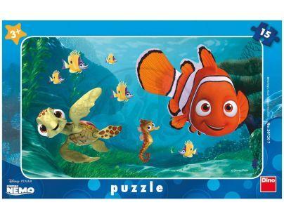 Dino Puzzle Nemo 15 dílků