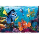 DINO 384026 - Puzzle Nemo na korálovém útesu - 66 dílků (32,3 x 22 cm) 2