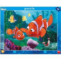Dino Puzzle Nemo v bezpečí 40 dílků