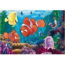 DINO 385061- Puzzle Nemo v mořské hlubině - 2 x 66 dílků (32,3 x 22 cm) 2