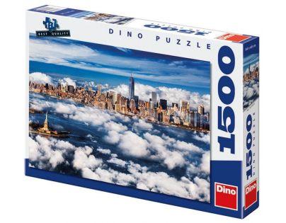 Dino Puzzle New York 1500 dílků