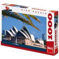 Dino Puzzle Opera v Sydney 1000 dílků