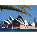 Dino Puzzle Opera v Sydney 1000 dílků 2
