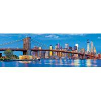 Dino Puzzle Panoramic Brooklynský most 1000 dílků 2