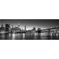 Dino Puzzle Panoramic Noční Brooklyn 6000 dílků 2