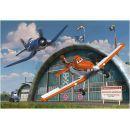 DINO 385115 - Puzzle Planes Dusty a přátelé 2 x 66 dílků 3