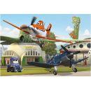 Dino Puzzle Planes U hangáru 24 dílků 2