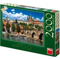 DINO 561014 - Pražský hrad  2000D