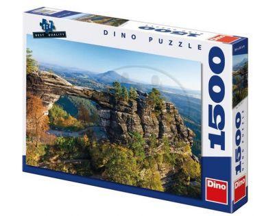 Dino Puzzle Pravčická brána 1500 dílků