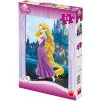 Dino 351356 - Walt Disney Princezna na vlásku 24D