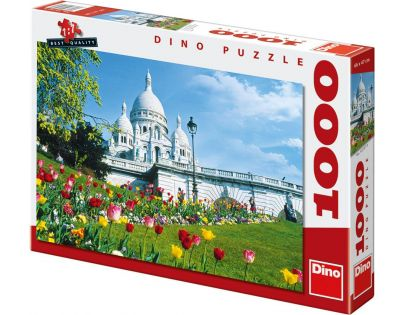 Dino Puzzle Sacre Coeur 1000 dílků