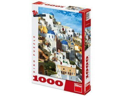 Dino Puzzle Santorini 1000 dílků