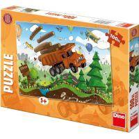 Dino Puzzle Tatra na cestách 100XL dílků