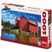 Dino Puzzle Zámek Červená Lhota 1000 dílků