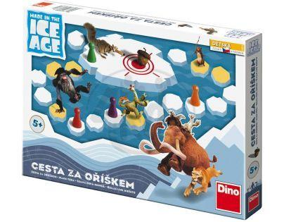 DINO 623361 - Cesta za oříškem hra Doba ledová 4