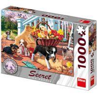 Dino Štěňata secret collection puzzle 1000 dílků