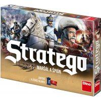 Dino Stratego Maršál a špión rodinná hra